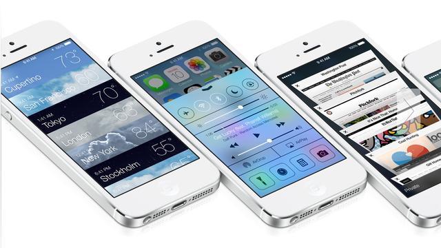 iOS 7 ondersteunt herkenning gezichtsuitdrukking