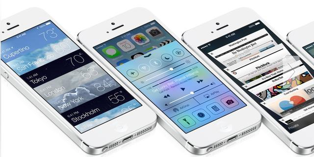 Hands-on: Broodnodige verandering in fris iOS 7