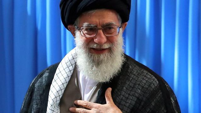 Ayatollah Khamenei reageert op brief Obama over IS