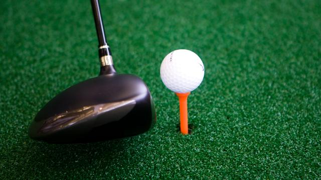 Koplopers: Biologisch afbreekbare golfbal