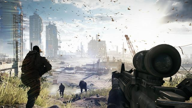 Battlefield 4-uitbreidingen uitgesteld vanwege problemen met spel