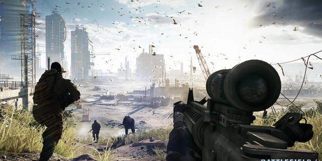 Battlefield: Hardline bevestigd voor dit najaar