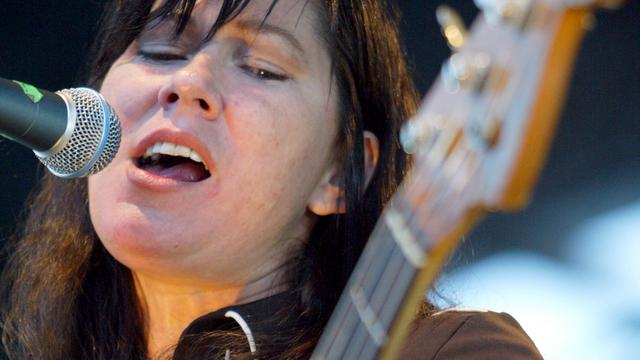 Pixies terug met vervangster Kim Deal