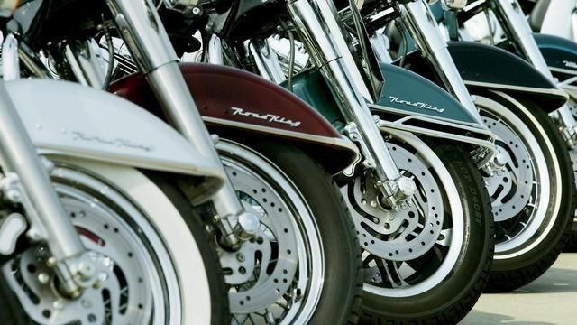 Pauselijke Harley brengt fortuin op