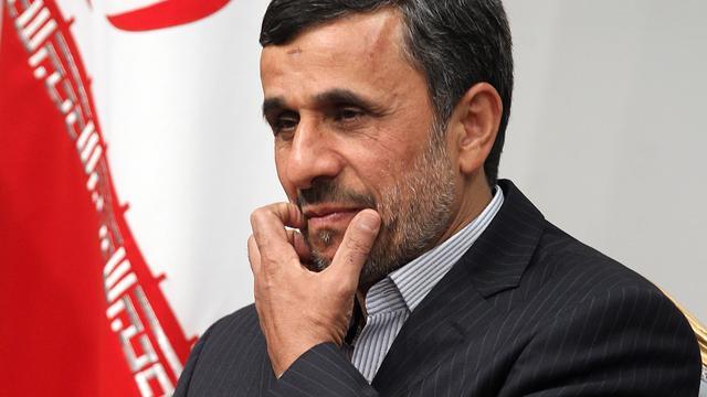 Ahmadinejad wil niet opnieuw president van Iran worden