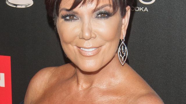 'Talkshow Kris Jenner alweer van de buis'