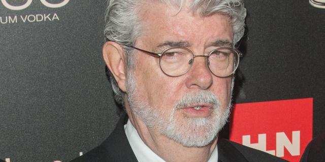 Dochter voor 69-jarige George Lucas