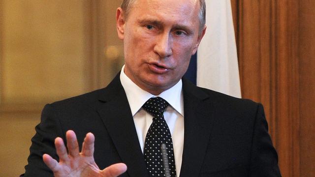 'Anti-homowetten Poetin minachten vrijheden'