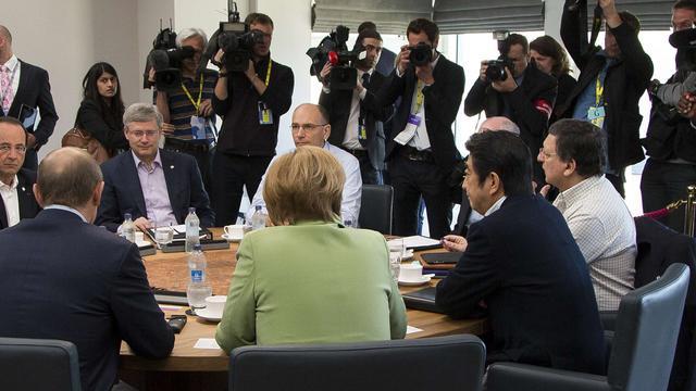 G8 gaan gezamenlijk strijd aan tegen dementie