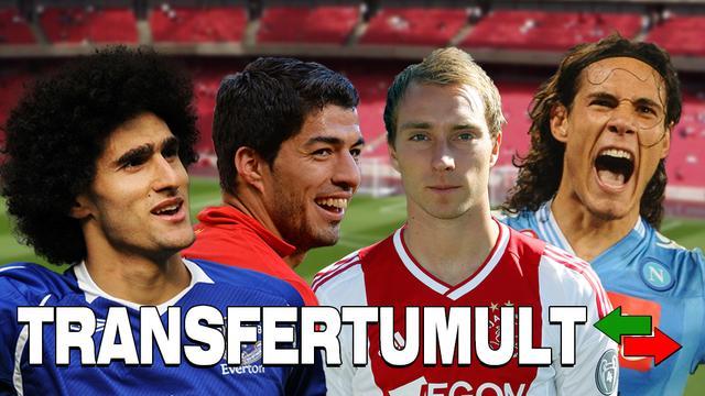 Transfertumult: 'Tadic en Duarte op lijst CSKA'