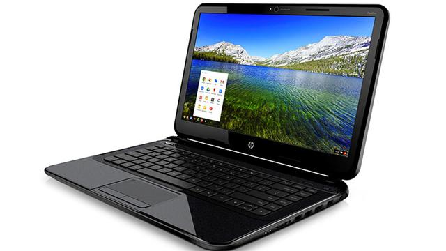 Review: HP Pavilion 14 Chromebook blinkt nergens in uit