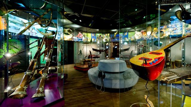 'Drie musea fuseren tot het Museum voor Wereldculturen'