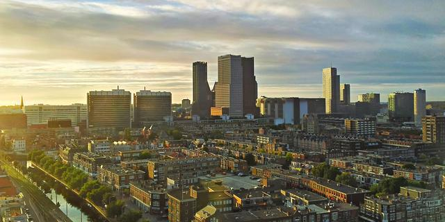 Den Haag dichtstbevolkte stad van Nederland