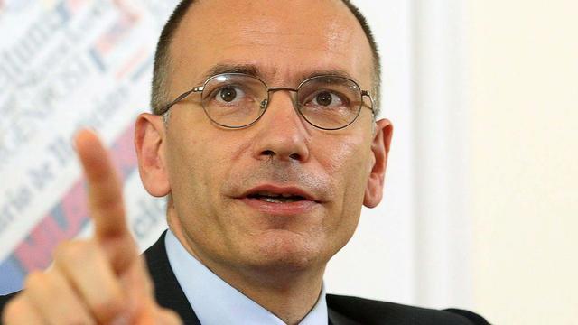 Letta houdt vertrouwen Italiaanse Kamer