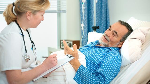 Oudere mannen maken meeste zorgkosten