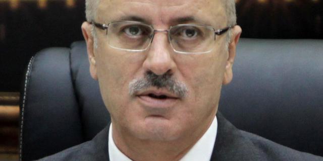 Palestijnse premier maakt verkeersovertreding in Israël