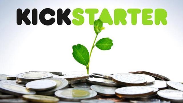 Kickstarter komt ook met Android-app