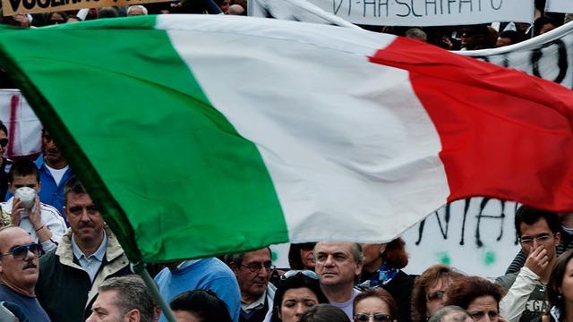 Italiaanse krimp iets sterker dan gedacht