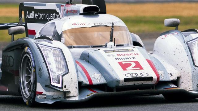 Supersnelle Audi uitgesteld
