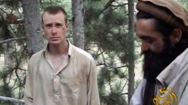 Amerikaanse gevangene Taliban in Duitsland aangekomen