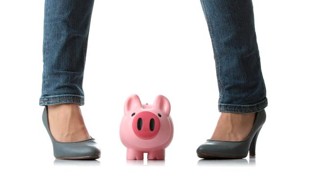 Moeders piekeren het meest over geld