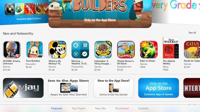 Europese ontwikkelaars goed voor dertig procent uitbetalingen App Store