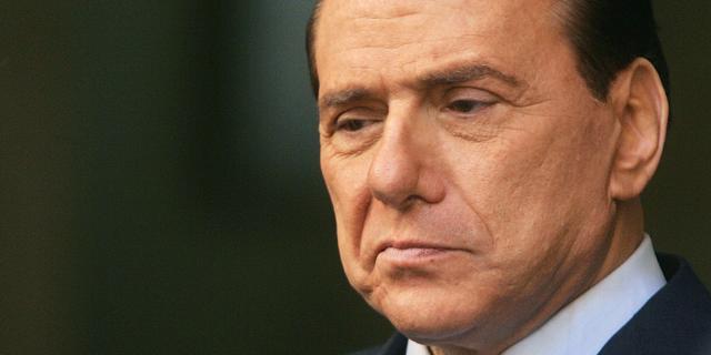 Hoge raad bevestigt celstraf Berlusconi
