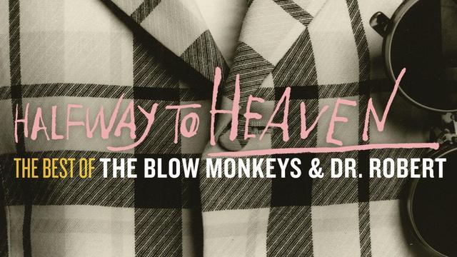 The Blow Monkeys & Dr. Robert - Halfway To Heaven: The Best Of