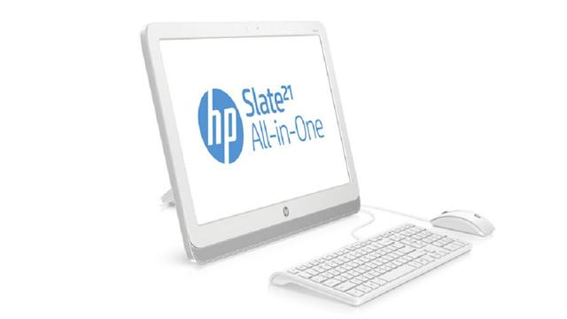 HP presenteert 21,5 inch Android-tablet