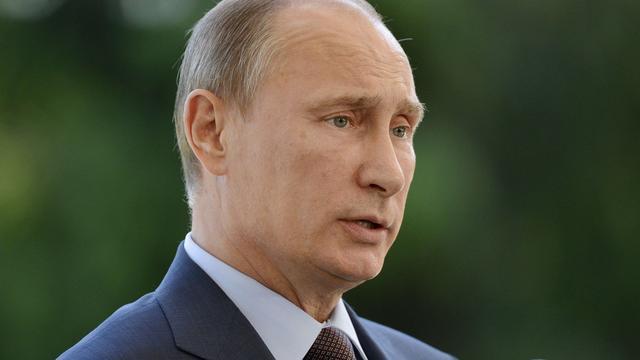 Poetin voorgedragen voor Nobelprijs voor de Vrede