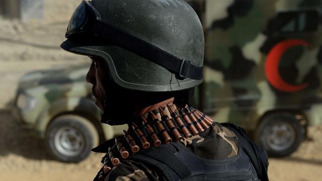 'Doorgaan met vredesproces Taliban'