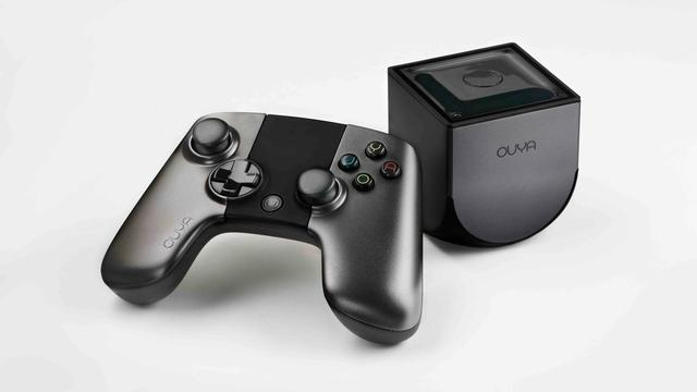 Android-console Ouya overal uitverkocht
