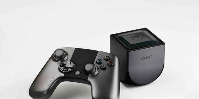 'Hardwareproducent Razer wil Android-console Ouya overnemen'