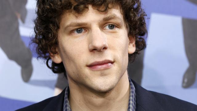 Jesse Eisenberg vond Lex Luthor leukste filmrol tot nu toe