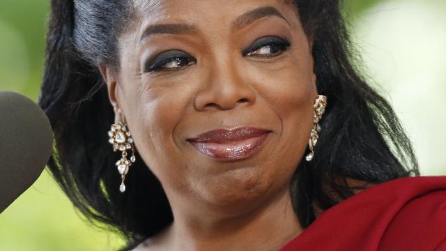 Oprah Winfrey op tournee in acht Amerikaanse steden