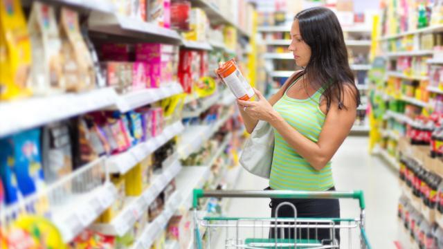 Omzet supermarkten voor het eerst gedaald