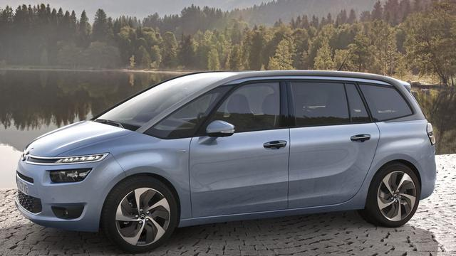 Citroën presenteert Grand C4 Picasso