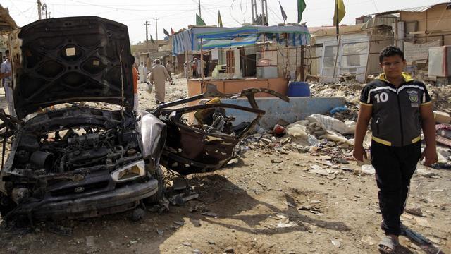Bomexplosies eisen tientallen levens in Irak