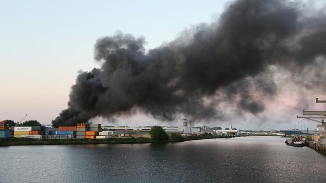 Fouten gemeente voor grote brand Oosterhout