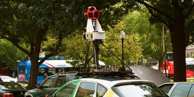 Google verliest beroep Street View-zaak