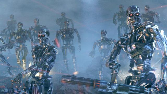 Nieuwe televisieserie gebaseerd op The Terminator