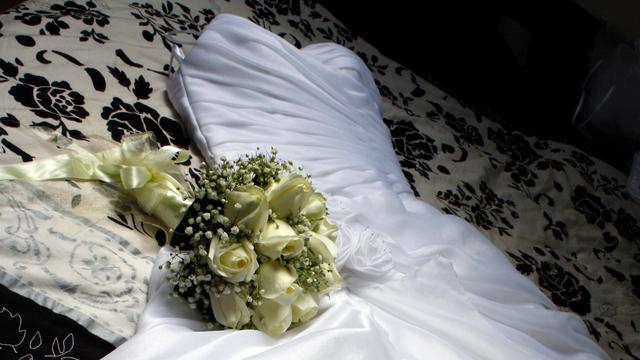 'De écht witte jurk wordt weinig meer gedragen'