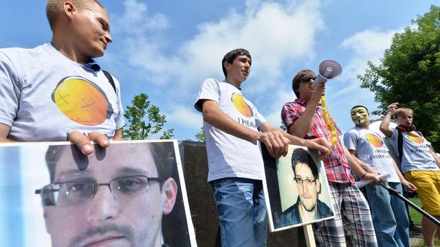 Vader Snowden verwacht dat zoon terugkeert naar VS