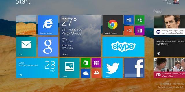 Hands-on: Windows 8.1 met veelbelovende verbeteringen