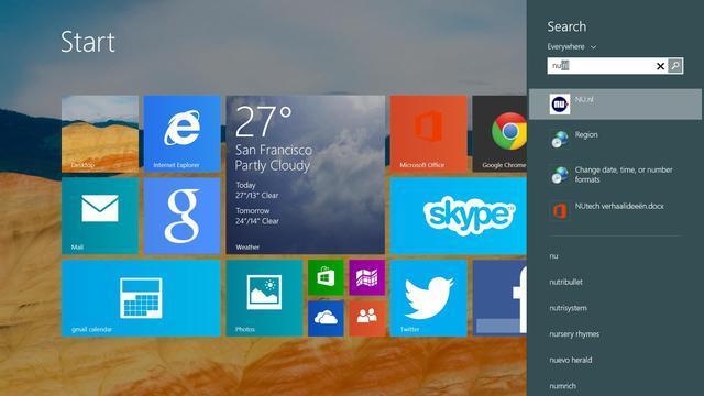 Windows 8.1 krijgt instructies voor beginners