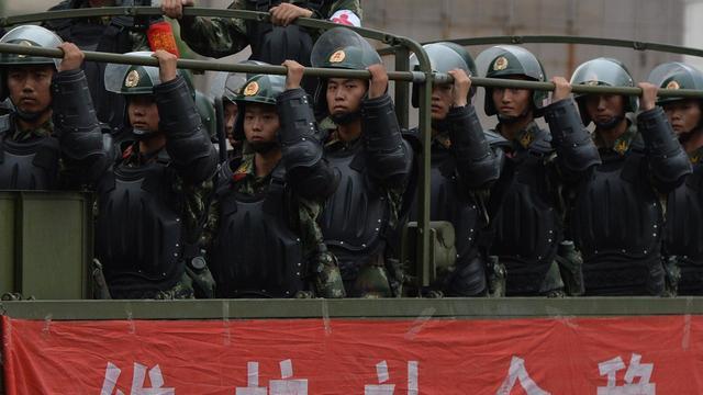 'Syriërs achter etnisch geweld in Chinese regio Xinjiang'