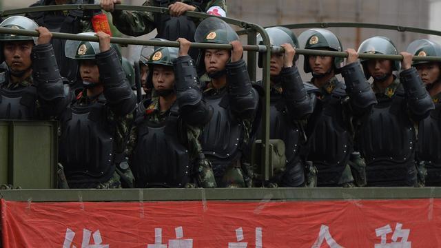 'Gedode Oeigoeren waren geen terroristen'