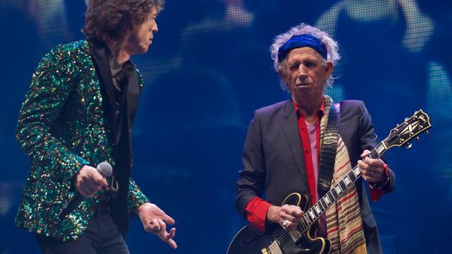 The Rolling Stones ook op Deens Roskilde-festival