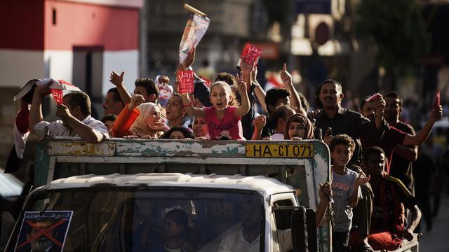 Aantal doden Egypte loopt op