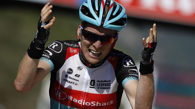 Bakelants verrast met ritzege in Tour de France
